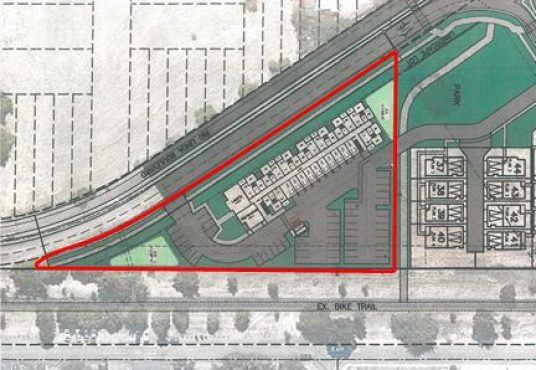 5240 Rio Linda Development Plan